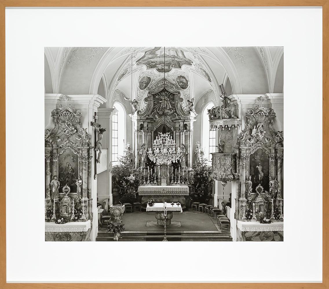 Kirche in Ellmau Caffenol